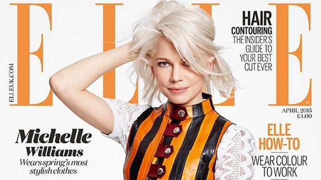 Обозреватель: «Георгиевская» обложка Elle вызвала скандал на Украине