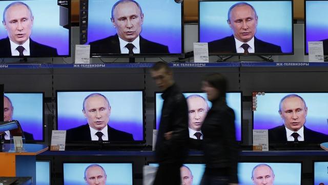 Как СМИ стали самым грозным оружием Путина