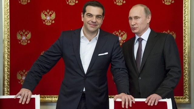 Telegraph: Греки расчетливо используют Россию в своих целях