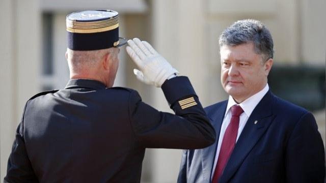Петр Порошенко: Украина прорвется в Европу, несмотря на все препятствия