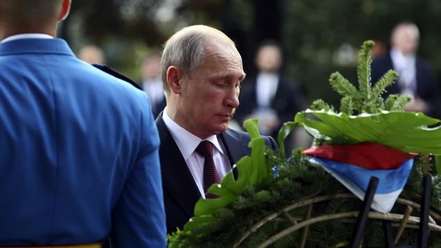 Telegraph: Гости Путина на параде Победы грозят ему конфузом