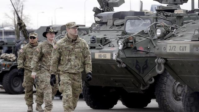 Breaking Defense: Пентагон «прокачает» свои БМП до уровня российских