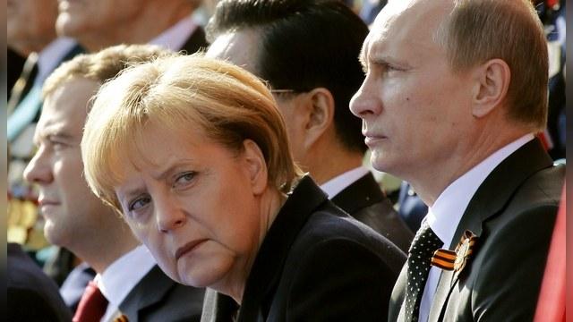 Spiegel: Парад Победы в Москве пройдет без немцев