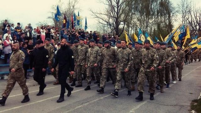 Украинский «Легион свободы» обещает гнать россиян до Владивостока