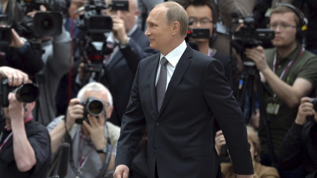 RTL: «Вездесущий Путин» держит Европу в напряжении