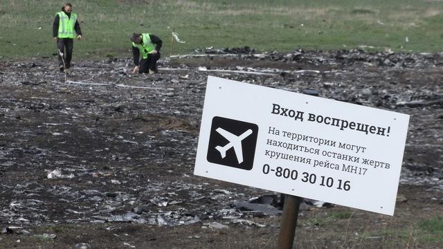 NYT: Голландские эксперты добились успеха в расследовании крушения MH 17