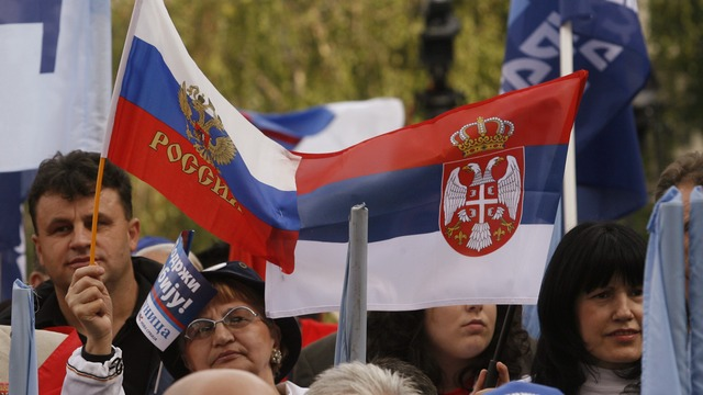 Die Welt: Сербы хотят в ЕС, но им мешает дружба с Москвой
