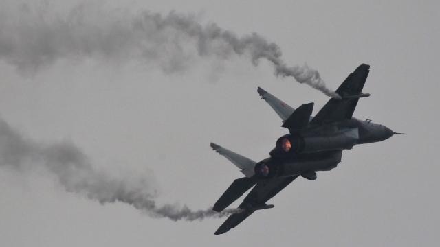 Россия интересна миру не матрешками, а полетами на «МиГе»