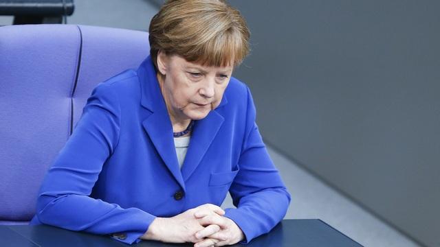 Меркель вместе с Путиным отметит окончание войны