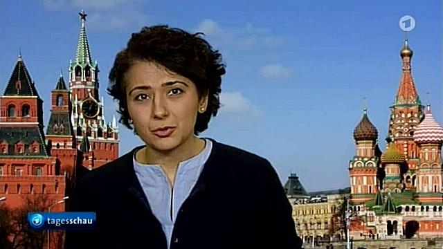 Propagandaschau уличил немецкую журналистку в «шпионаже» в России
