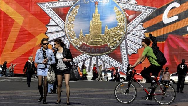 Wyborcza: На волне «победомании» россияне превращают подвиг в карикатуру