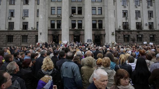 Junge Welt: Киевская прокуратура списала одесскую бойню на «эффект камина»