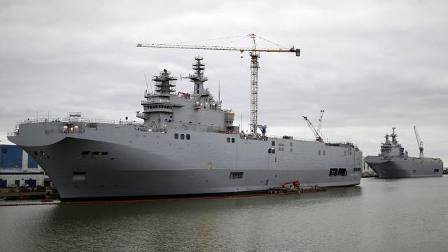 Le Figaro: «Гордость Франции» скорее утопят, чем отдадут России