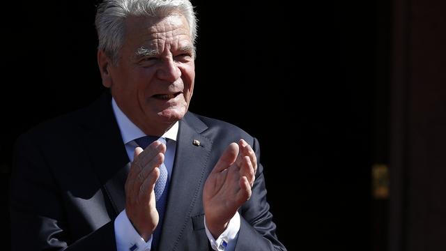 Президент Германии благодарен СССР за достойную жизнь немцев