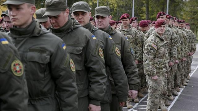 Украина выбрала курс на углубление партнерства с США