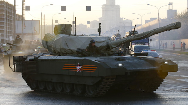 Gazeta Wyborcza: Россия пугает мир мощью, которая ей не по карману