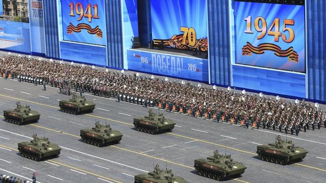 Реакция читателей западных СМИ на празднование годовщины Дня Победы
