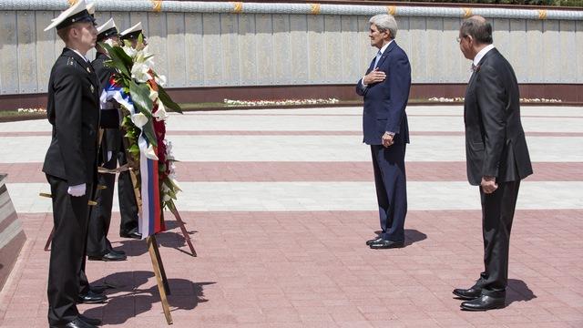 FT: Приезд Керри в Россию стал «дипломатической победой» Москвы