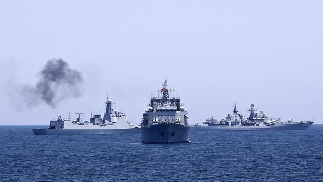 LAT: Россия и Китай выбрали для учений «провокационное» место
