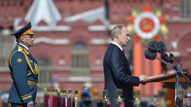 Мировые СМИ: На параде Россия обозначила свое новое место в мире