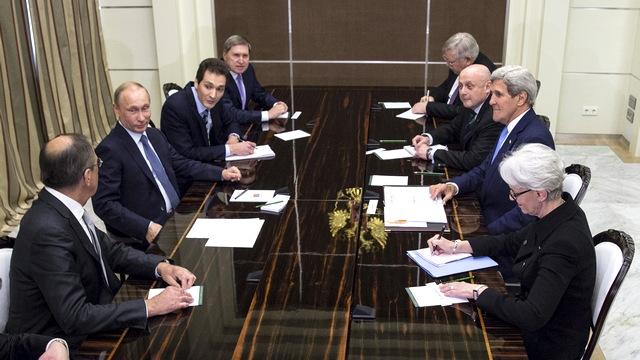 Direct Matin: «Хитрый» Путин зазвал Керри в Сочи не просто так