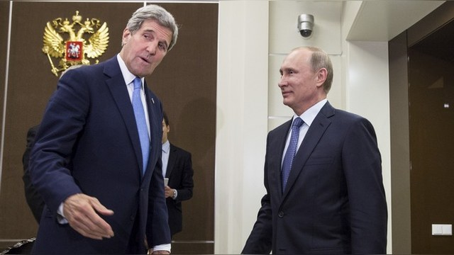 Daily Mail: «Жесткий тон» Керри в Сочи для Белого дома уже достижение