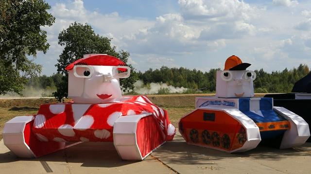 BFM TV: В парке «Патриот» посетителям дадут пострелять и «покататься» на танке