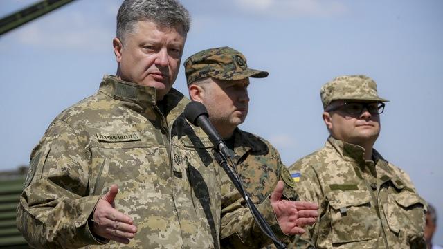 Телеканал ZDF упрекнул Порошенко в разжигании конфликта