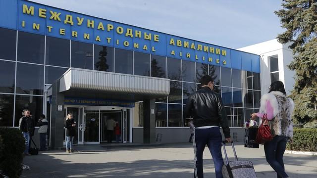 Украина «переименовала» аэропорт в честь героя «переименованной» войны