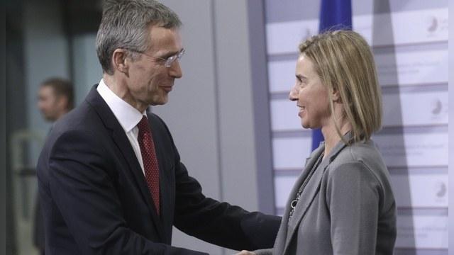 Wall Street Journal: Против «гибридной» угрозы ЕС и НАТО встанут плечом к плечу