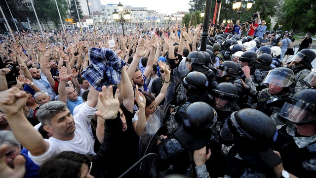 Der Standard: Македония рискует пойти по стопам Украины