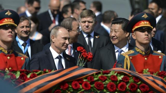 NYP: «Любовный роман» России и Китая - плохая новость для свободного мира
