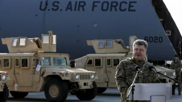 Washington Times придумала, как обыграть Путина на Украине
