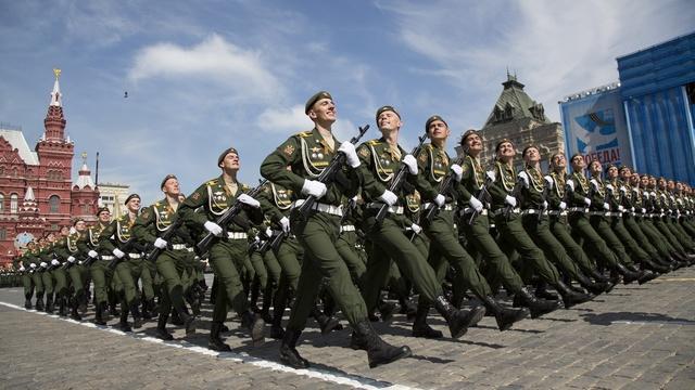BI: В рейтинге сильнейших армий мира Россия обошла Китай, но уступила США