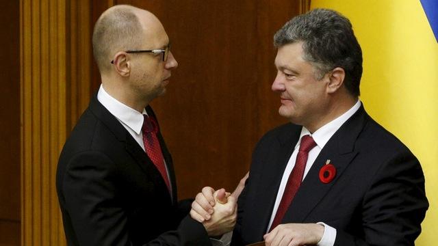 NYT: За год новой власти коррупции на Украине меньше не стало