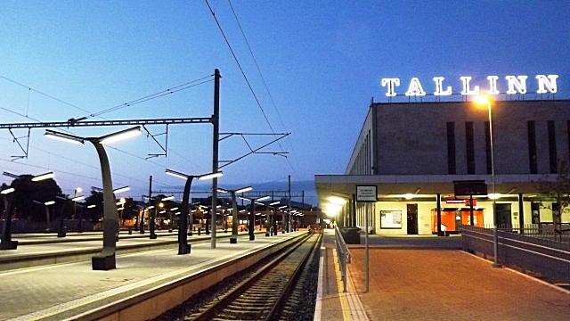 Таллин проводил последний поезд в Москву и ждет сокращений