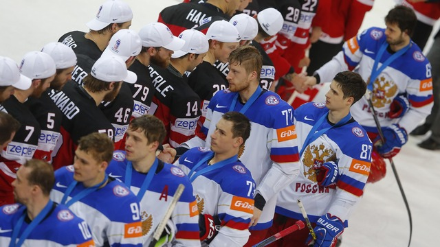 Канадский комментатор о сборной России: Ни манер, ни чести
