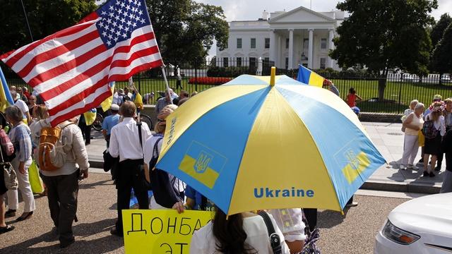 Die Welt: Украинцы разуверились в ЕС и надеются на США