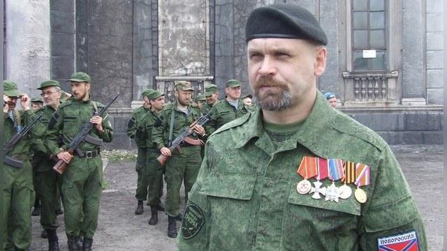 Под Луганском убит лидер ополчения Алексей Мозговой