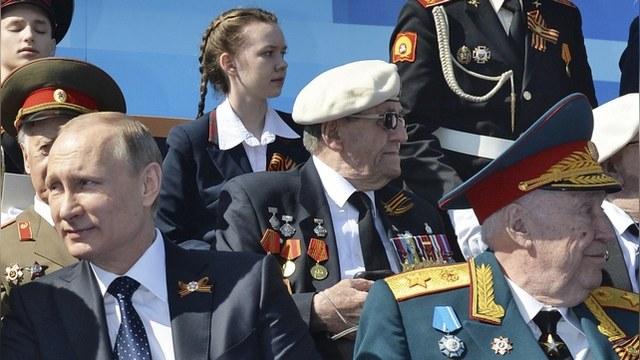 Daily Mail: Британские ветераны поучаствовали в «пропаганде Путина»