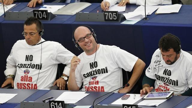 Obserwator Polityczny: Санкциями против России Европа высекла сама себя