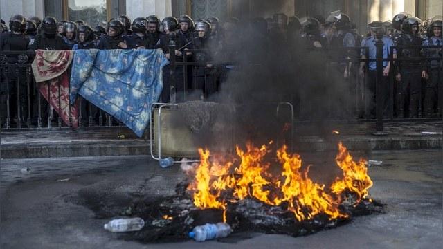 WSWS: Цены на коммуналку на Украине провоцируют народные протесты