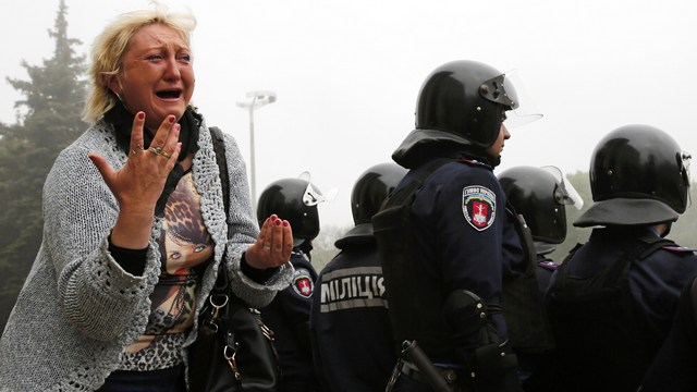 Немецкие СМИ поймали Humans Rights Watch на подлоге с фотографиями