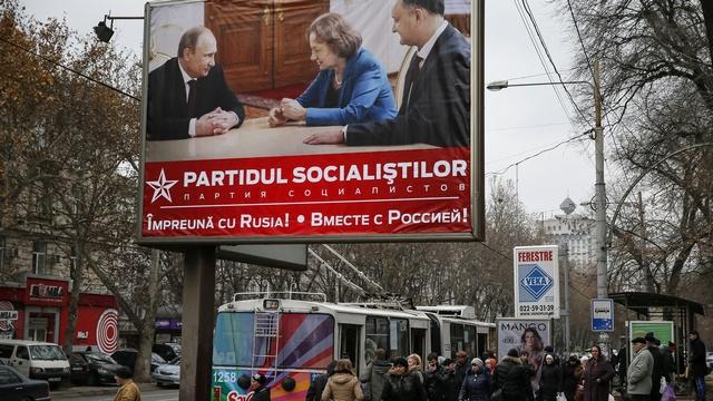 Washington Times: Молдавские миллионы «ушли» в Россию