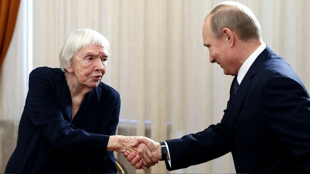 RFE: Алексеева вернулась, чтобы заступиться за «иностранных агентов»