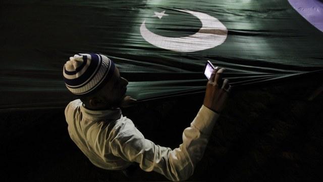 Пакистанская газета советует учиться борьбе с «Империей» у Путина