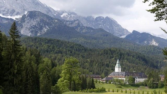 Freie Welt: Бергхоф или «Волчье логово» в альпийской крепости?