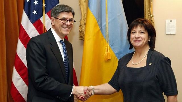 DWN: США спасли Украину от банкротства очередным кредитом