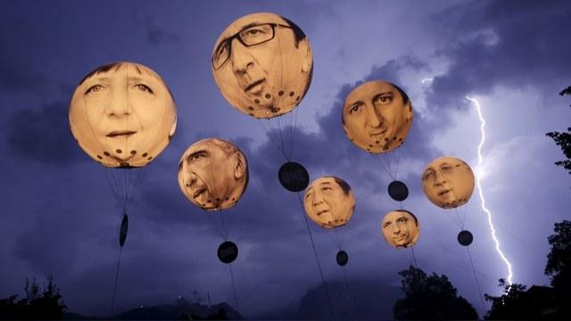 OpEdNews: Саммиту G7 больше подошло бы название «G1 + шестерка»