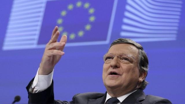 Баррозу: Россия сама виновата в том, что она в изоляции